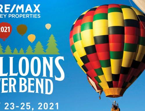 Balloons Over Bend Returns